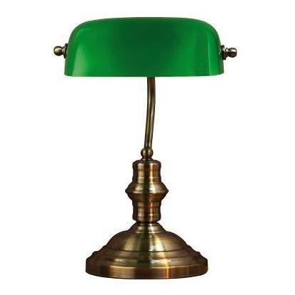 Настольная лампа Markslojd 105931 BANKERS